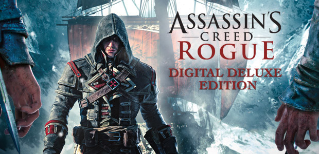 Assassin S Creed Rogue Deluxe Edition Uplay Ubisoft Connect For Pc