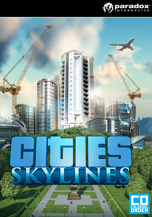 Cities: Skylines - Cover