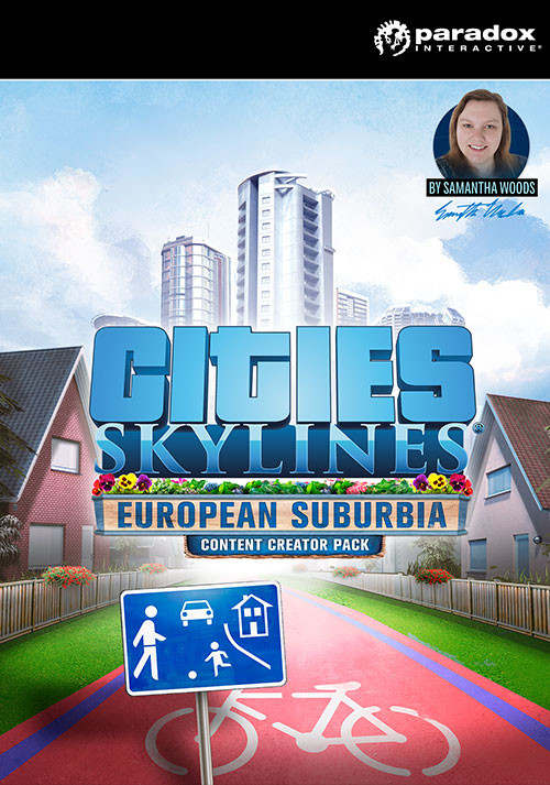 Cities: Skylines - European Suburbia Content Creator Pack   - Cover