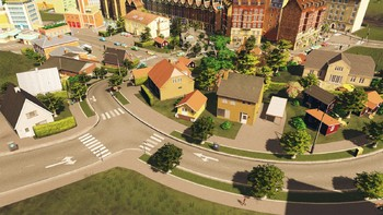 Screenshot2 - Cities: Skylines - European Suburbia Content Creator Pack
