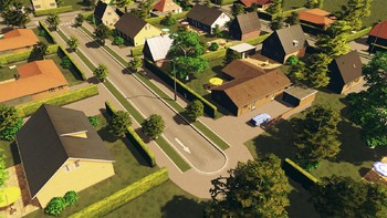 Screenshot3 - Cities: Skylines - European Suburbia Content Creator Pack