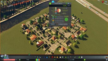 Screenshot4 - Cities: Skylines - European Suburbia Content Creator Pack