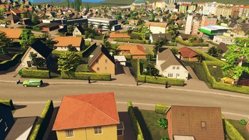 Screenshot5 - Cities: Skylines - European Suburbia Content Creator Pack