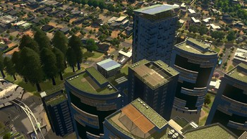 Screenshot5 - Cities: Skylines - Green Cities