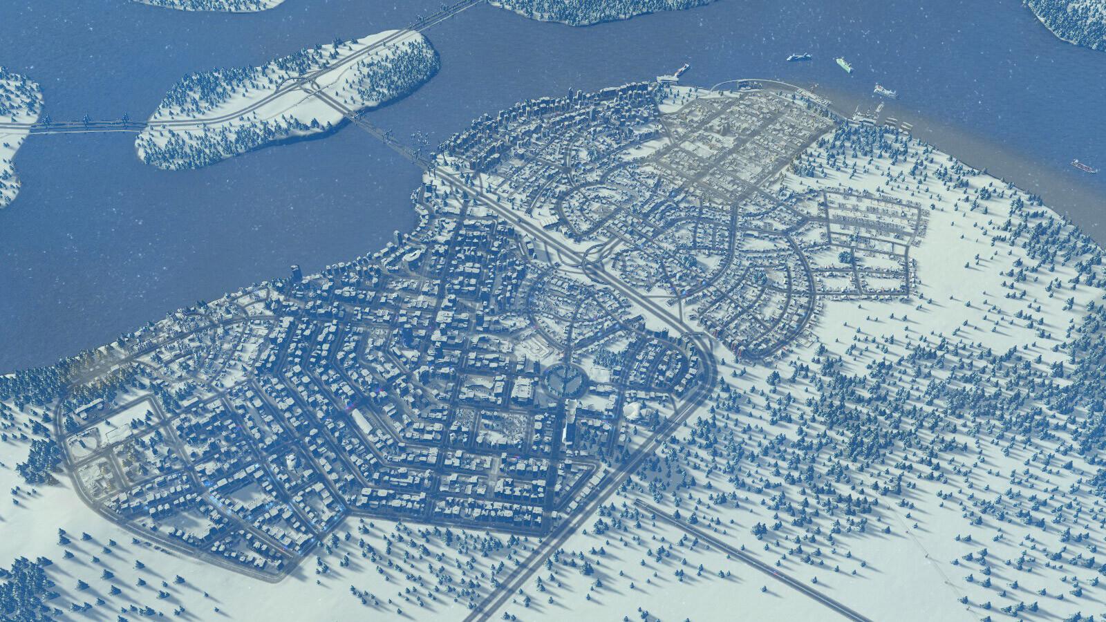Cities Skylines Uk Map on