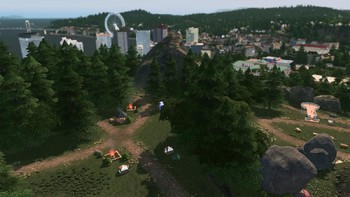 Screenshot2 - Cities: Skylines - Parklife Plus