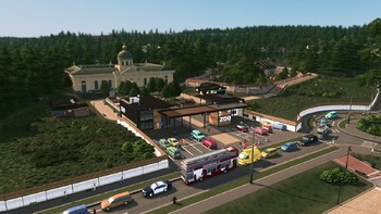 Screenshot4 - Cities: Skylines - Parklife Plus