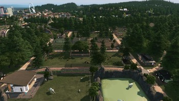 Screenshot5 - Cities: Skylines - Parklife Plus