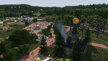 Screenshot7 - Cities: Skylines - Parklife Plus