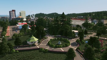 Screenshot6 - Cities: Skylines - Parklife Plus