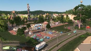 Screenshot1 - Cities: Skylines - Parklife Plus