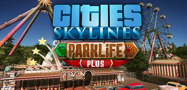 Cities: Skylines - Parklife Plus - Cover / Packshot