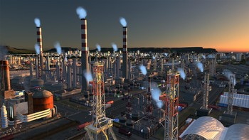 Screenshot1 - Cities: Skylines - Industries