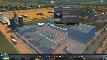 Screenshot9 - Cities: Skylines - Industries Plus