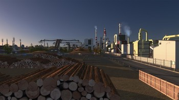 Screenshot2 - Cities: Skylines - Industries Plus