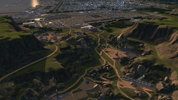 Screenshot3 - Cities: Skylines - Synthetic Dawn Radio