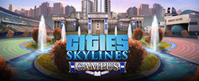 Cities: Skylines - Campus