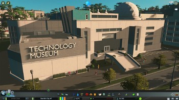 Screenshot10 - Cities: Skylines - Campus