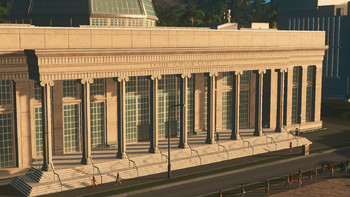 Screenshot3 - Cities: Skylines - Campus