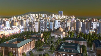 Screenshot6 - Cities: Skylines - Campus