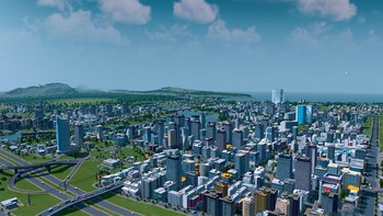 Screenshot1 - Cities: Skylines Deluxe Edition