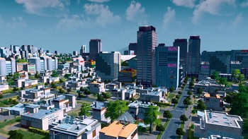 Screenshot6 - Cities: Skylines Deluxe Edition