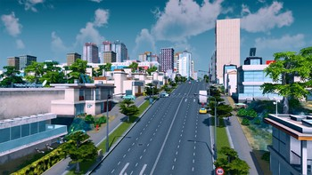 Screenshot2 - Cities: Skylines Deluxe Edition