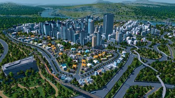 Screenshot4 - Cities: Skylines Deluxe Edition