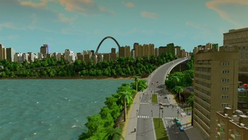 Screenshot8 - Cities: Skylines Deluxe Edition