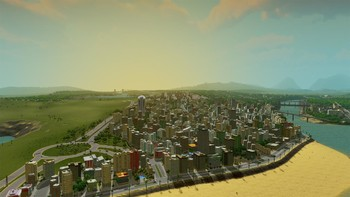 Screenshot5 - Cities: Skylines Deluxe Edition
