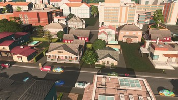 Screenshot3 - Cities: Skylines - Content Creator Pack: University City