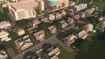 Screenshot1 - Cities: Skylines - Content Creator Pack: University City