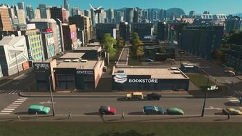Screenshot2 - Cities: Skylines - Content Creator Pack: University City