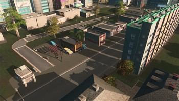 Screenshot6 - Cities: Skylines - Content Creator Pack: University City