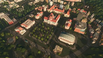 Screenshot4 - Cities: Skylines - Deep Focus Radio