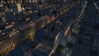 Screenshot4 - Cities: Skylines - Content Creator Pack: Modern City Center