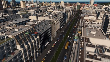 Screenshot1 - Cities: Skylines - Downtown Bundle