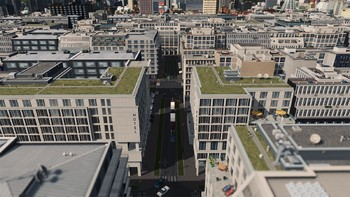 Screenshot2 - Cities: Skylines - Downtown Bundle