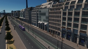 Screenshot3 - Cities: Skylines - Downtown Bundle