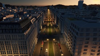 Screenshot5 - Cities: Skylines - Downtown Bundle