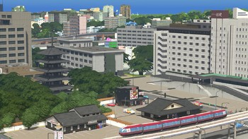 Screenshot6 - Cities: Skylines - Content Creator Pack: Modern Japan