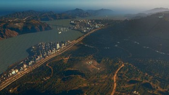 Screenshot1 - Cities: Skylines - Coast to Coast Radio