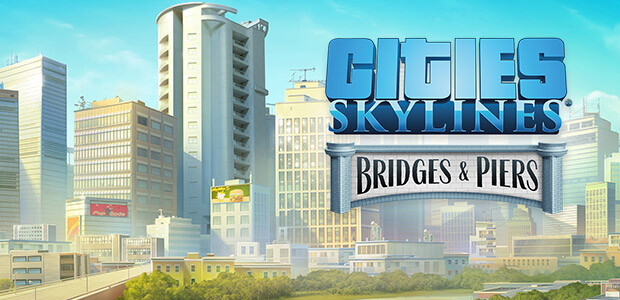 Cities: Skylines - Content Creator Pack: Bridges & Piers - Cover / Packshot