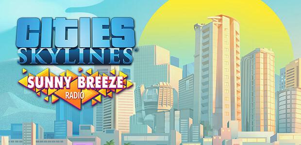 Cities: Skylines - Sunny Breeze Radio - Cover / Packshot
