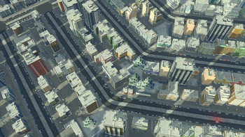 Screenshot10 - Cities: Skylines - Snowfall
