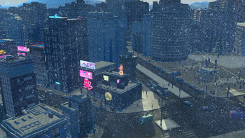 Screenshot3 - Cities: Skylines - Snowfall