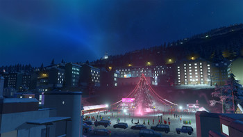 Screenshot4 - Cities: Skylines - Snowfall