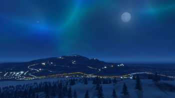 Screenshot7 - Cities: Skylines - Snowfall