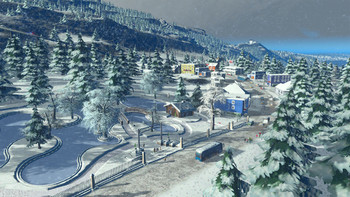 Screenshot6 - Cities: Skylines - Snowfall