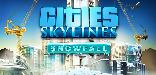Cities: Skylines - Snowfall - Cover / Packshot